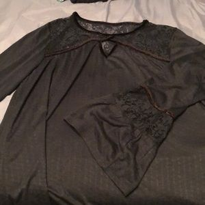 Maurice's blouse long sleeve